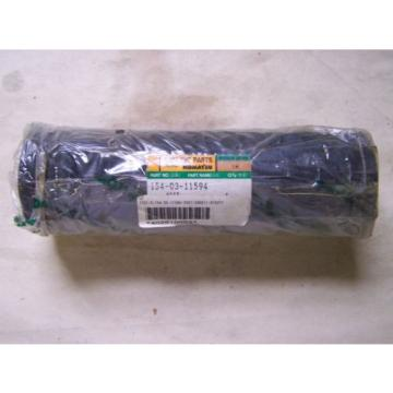 Komatsu Vietnam  Rad? Hose Part No. 154 03 11594 - New In Plastic
