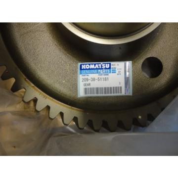 * Belarus  KOMATSU POWER TAKE OFF GEAR 209-38-51181