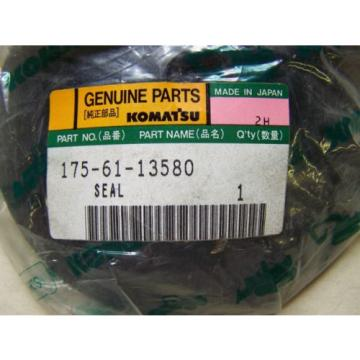 Komatsu Rep.  D80-85-150-155...Blade Lever Seal- Part# 175-61-13580 Unused in Package