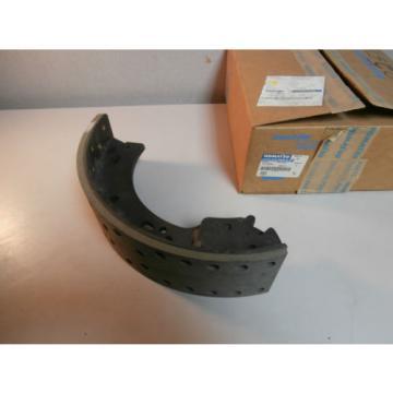 NEW Gibraltar Genuine Komatsu 1431288H91 Left LH Brake Shoe Lining OEM *NOS*