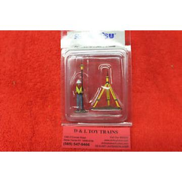 90-0459 Reunion Komatsu Figure With GPS Base & Rover New In Package