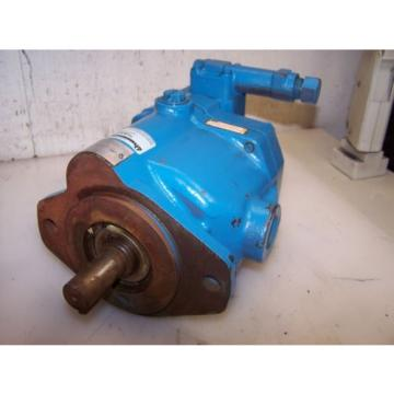 REBUILT Egypt  VICKERS VARIABLE DISPLACMENT AXIAL PISTON PUMP PVB15RSY31CMC11