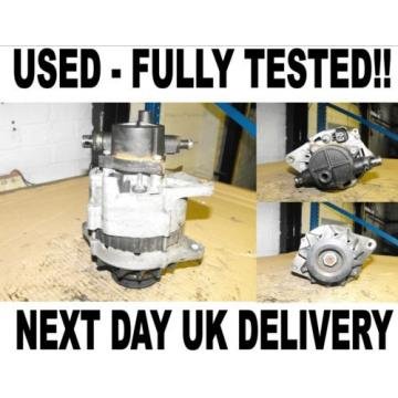 Nissan Terrano MK 2 2.7 TD 4WD Alternator 1993 - 2002 Fully Working with pump Original import