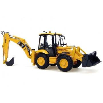UH8015 Cuinea  UH Universal Hobbies Komatsu WB 97S Construction Machine Diecast 1:50