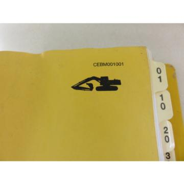Komatsu Reunion  PC200LC-6 PC210LC-6 PC220LC-6 PC250LC-6 Excavator Service Shop Manual