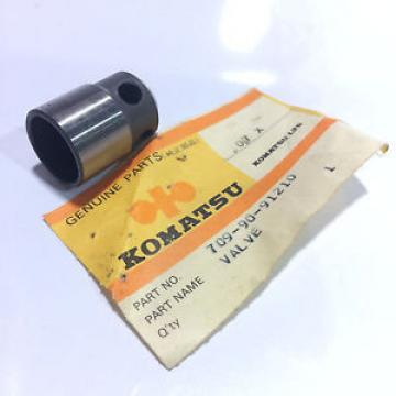 Komatsu United States of America  709-90-91210 NEW OEM Valve for Control Valve PC300-3, PC300LC-3