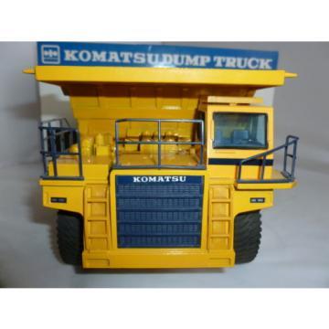 KOMATSU Iran DUMP TRUCK HD785 DIECAST