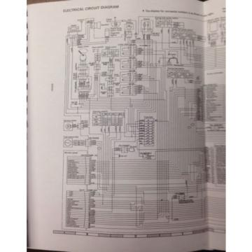 Komatsu Solomon Is  PC120-5 PC100-5 excavator Service Shop Manual