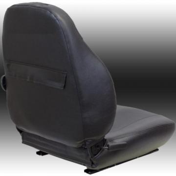 KOMATSU Barbuda EXCAVATOR SEAT - FITS VARIOUS MODELS #S2