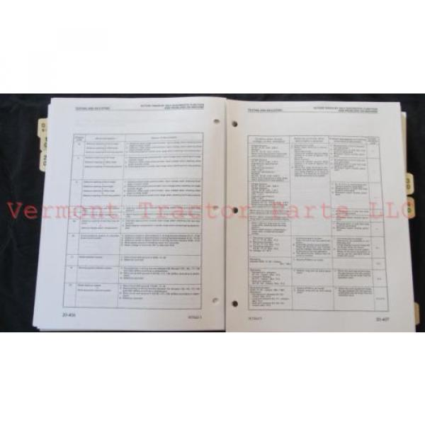 Komatsu Barbados  PC75UU-3 Excavator Service Shop Repair Manual SEBM016404 #6 image