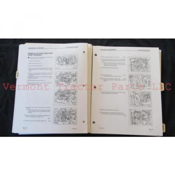 Komatsu Barbados  PC75UU-3 Excavator Service Shop Repair Manual SEBM016404 #7 image
