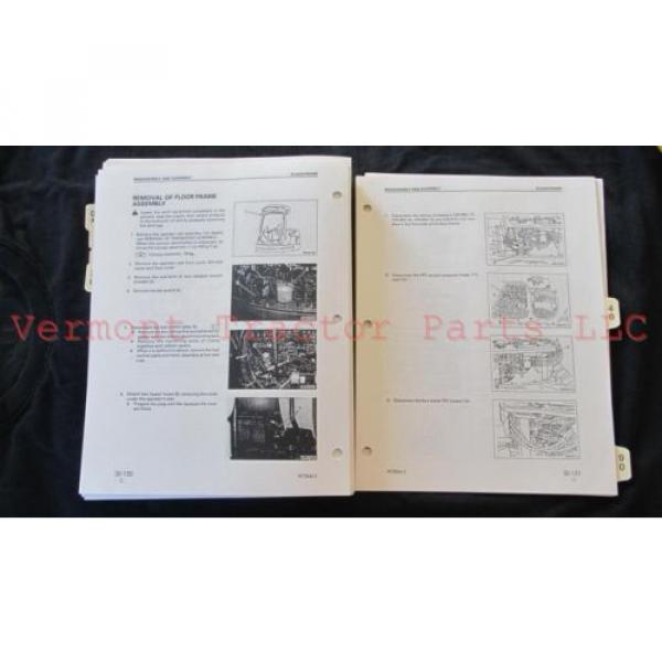 Komatsu Barbados  PC75UU-3 Excavator Service Shop Repair Manual SEBM016404 #9 image