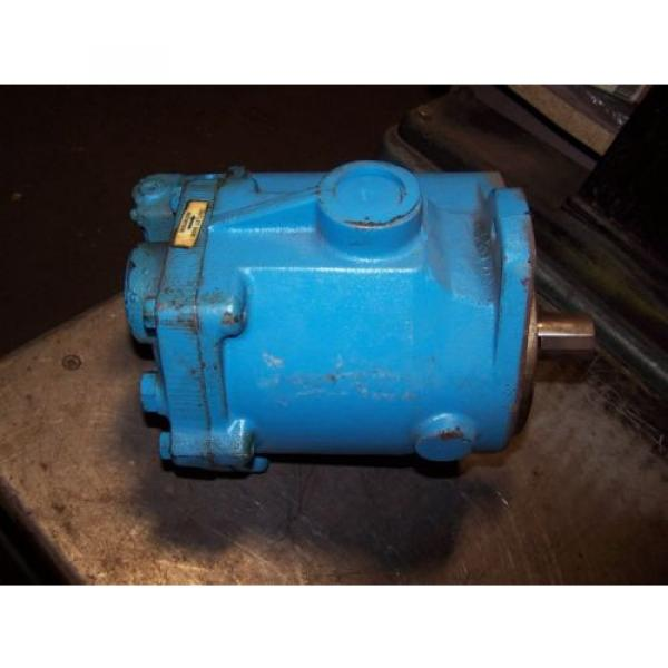 Origin Cuinea VICKERS VARIABLE DISPLACEMENT HYDRAULIC AXIAL PISTON PUMP PVB20-RS-20-CM-11 #6 image