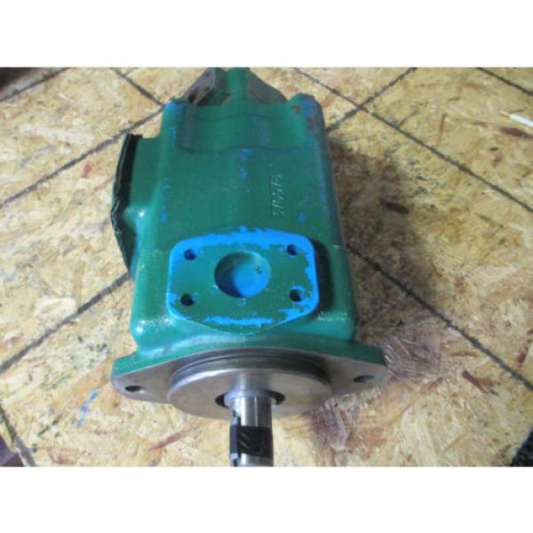 VICKERS Cuba 4525V60A21 1 AA  22 L  HYDRAULIC VANE DOUBLE PUMP REBUILT   60 amp; 21 GPM #5 image