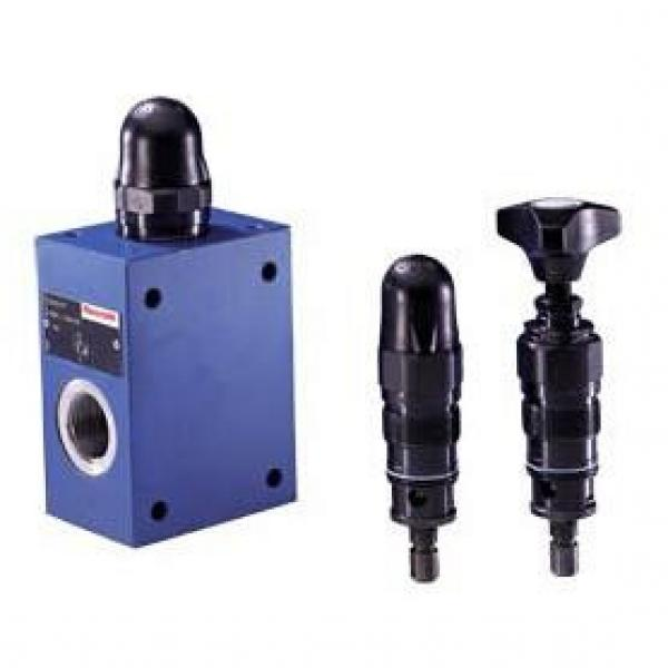 DBDS6K1X/185E Namibia Rexroth Type DBDS Pressure Relief Valves #1 image