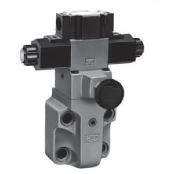BSG-03-3C3-D24-47 Lithuania Solenoid Controlled Relief Valves #1 image