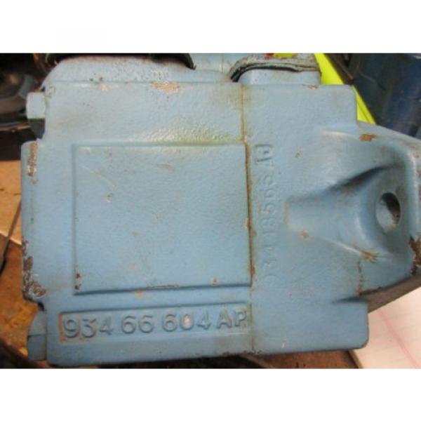 Hagglunds Denison Hydraulic Vane Motor #4 image