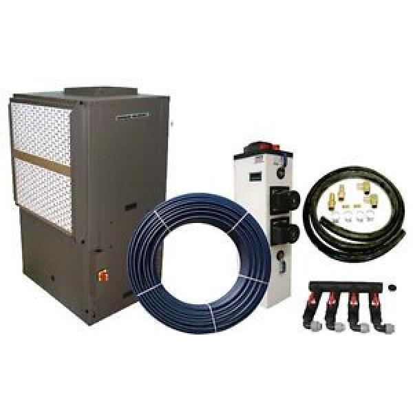 2 Stage Daikin Mcquay Geothermal Heat Pump 3 Ton Install Package for Closed Loop #1 image