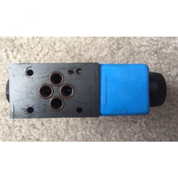EATON Russia VICKERS DG4V-3S-OBL-M-FW-B5-60 HYDRAULIC DIRECTIONAL VALVE 120 VAC COIL #6 image
