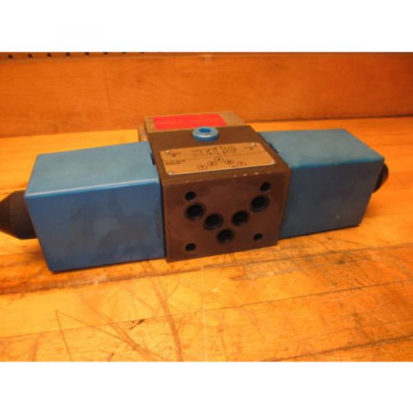 Vickers Netheriands PA5DG4 S4LW 012N H 61, Hydraulic Directional Pilot Valve Coils 24VDC #8 image