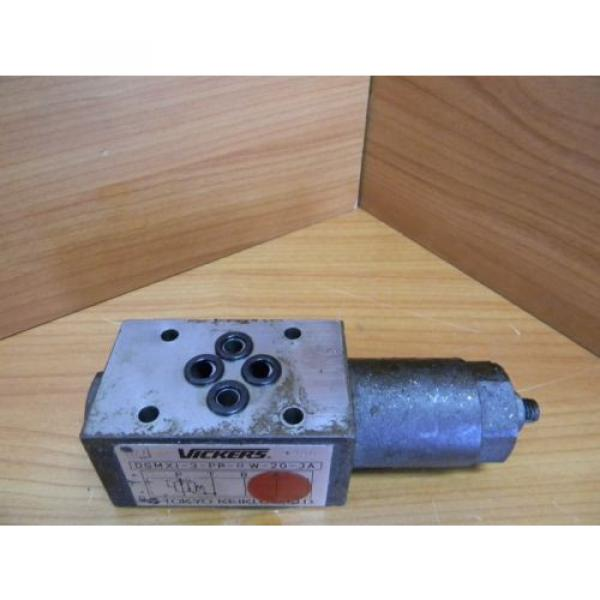 VICKERS Mauritius  HYDRAULIC VALVE DGMXI-3-PP-BW-20-JA FREE SHIPPING #2 image