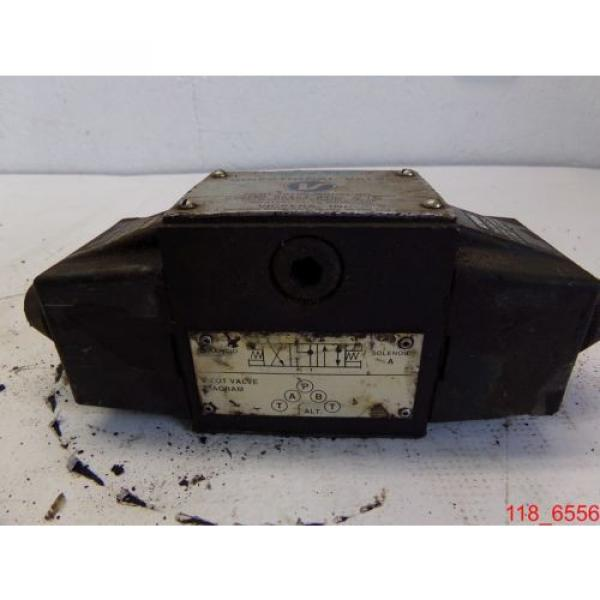 USED Luxembourg DG4S4-016C-B-60 Vickers Replacement Hydraulic Valve #879159 #2 image