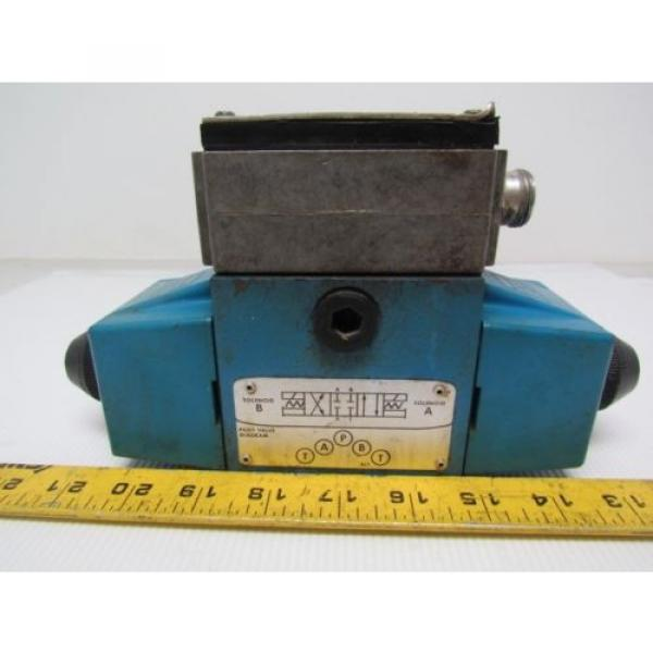 Vickers Argentina 02-119460 PA5DG4S4LW 01CB60 Hydraulic Directional Control Valve #1 image