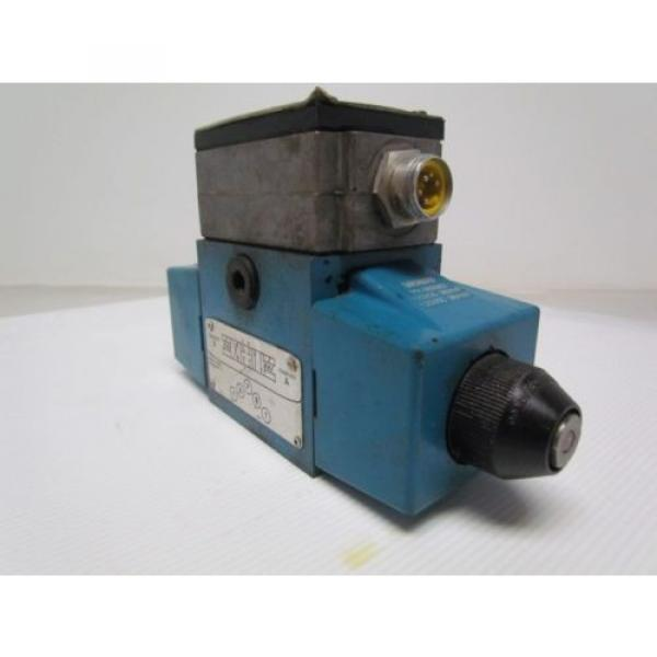 Vickers Argentina 02-119460 PA5DG4S4LW 01CB60 Hydraulic Directional Control Valve #2 image