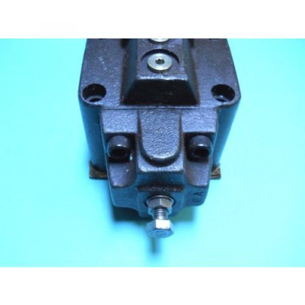 VICKERS CostaRica RCG-06-A1-30 HYDRAULIC PRESSURE CONTROL VALVE 80-250 PSI Origin CONDITION #3 image