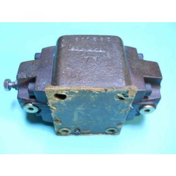 VICKERS CostaRica RCG-06-A1-30 HYDRAULIC PRESSURE CONTROL VALVE 80-250 PSI Origin CONDITION #5 image