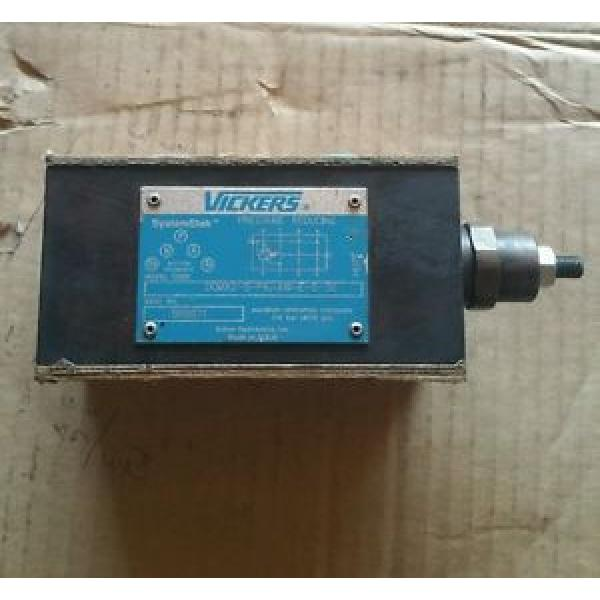 Vickers Gibraltar  DGMX2-5-PA-AW-E-S-30 SystemStak Pressure Reducing Hydraulic Valve-NOS #1 image
