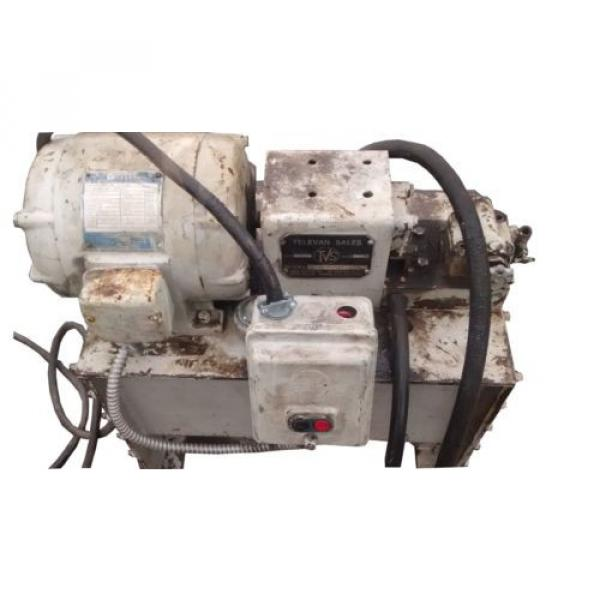 Vickers Costa Rica  15 HP Hydraulic Unit #1 image