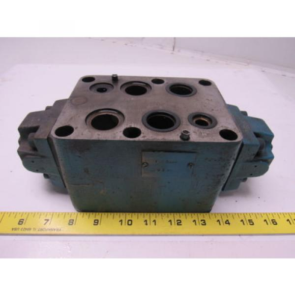 Vickers Iran DGPC 06AB50 Pilot Operated Check Module Stacking Valve #1 image