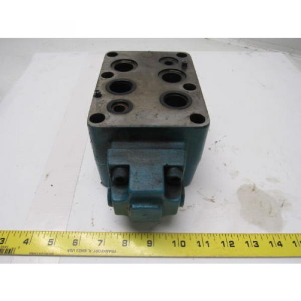 Vickers Iran DGPC 06AB50 Pilot Operated Check Module Stacking Valve #4 image