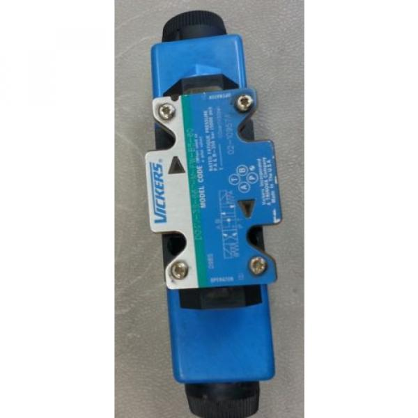 Vickers Liberia  Hydraulic Directional Control Valve #2 image