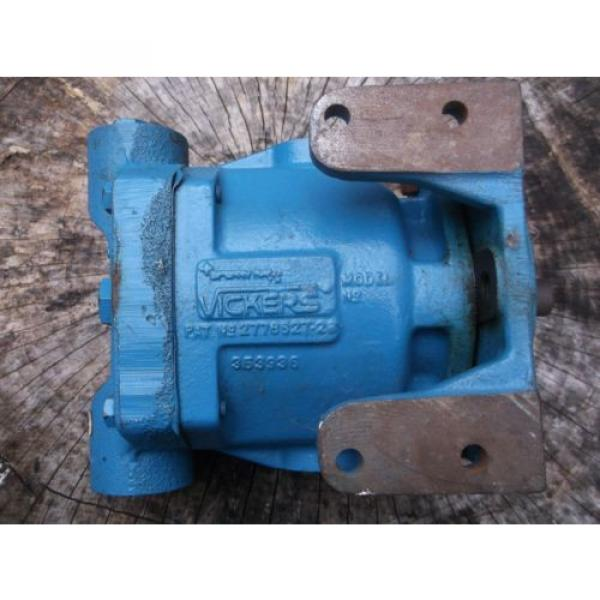 Large Gambia  Vickers Hydraulic Pump -Origin- #4 image