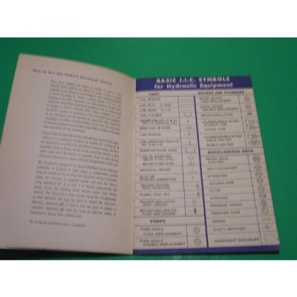Vickers Honduras Circuitool for Drawing Hydraulic Symbols and Symbolic Circuits 1952 #4 image