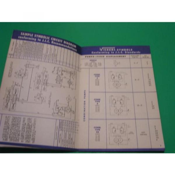 Vickers Honduras Circuitool for Drawing Hydraulic Symbols and Symbolic Circuits 1952 #5 image