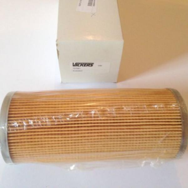 Vickers CostaRica Hydraulic  Filter Element Model  737561 #1 image