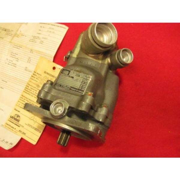 Jet Reunion  Star Hydraulic Pump Vickers PV3-044-30A #1 image