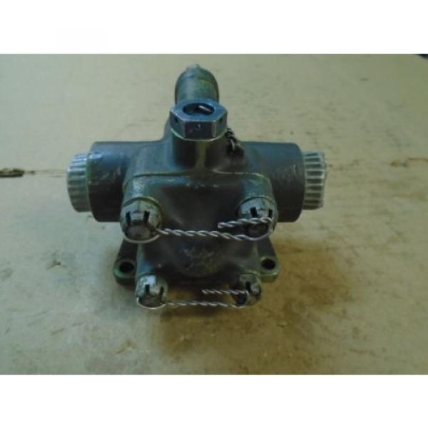 1 Brazil EA USED VICKERS HYDRAULIC SAFETY RELIEF VALVE FOR VINTAGE AIRCRAFT P/N AA11602 #4 image