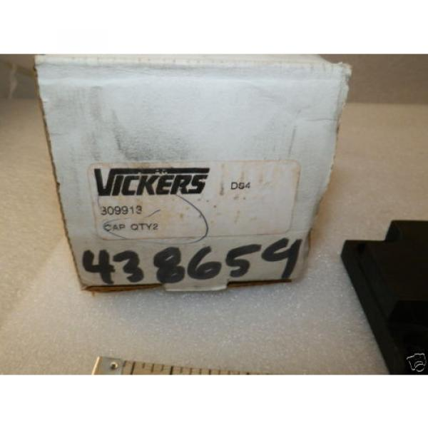 One Gibraltar Replacement Cap for Hydraulic Pump  Vickers 309913 #4 image