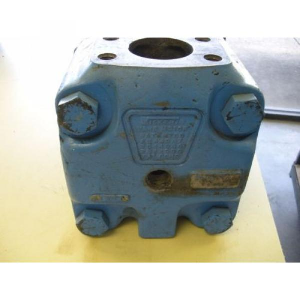 Vickers Rep. Hydraulic Motor 46N155A 1020 #3 image