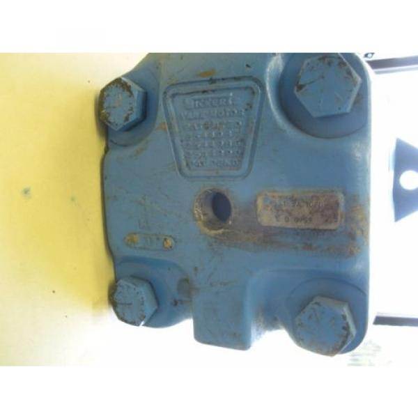 Vickers Rep. Hydraulic Motor 46N155A 1020 #6 image