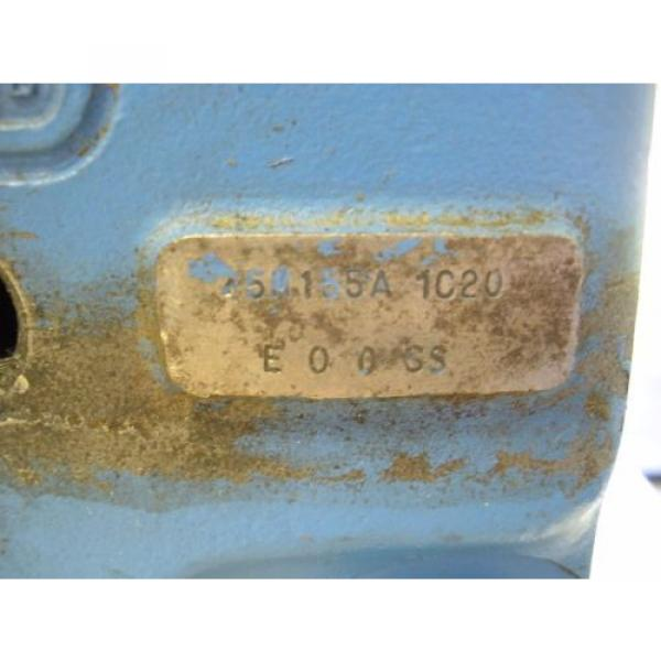 Vickers Rep. Hydraulic Motor 46N155A 1020 #8 image