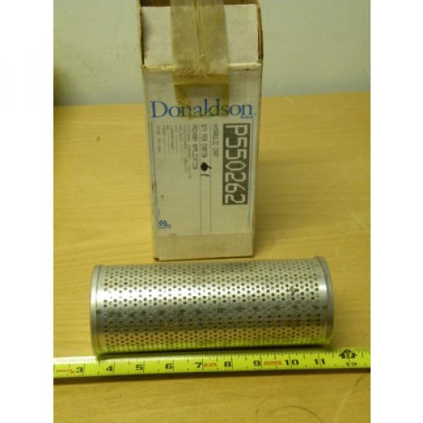 Donaldson Honduras  P550262 Hydraulic Cartridge Filter For Vickers 398854 941072 #1 image