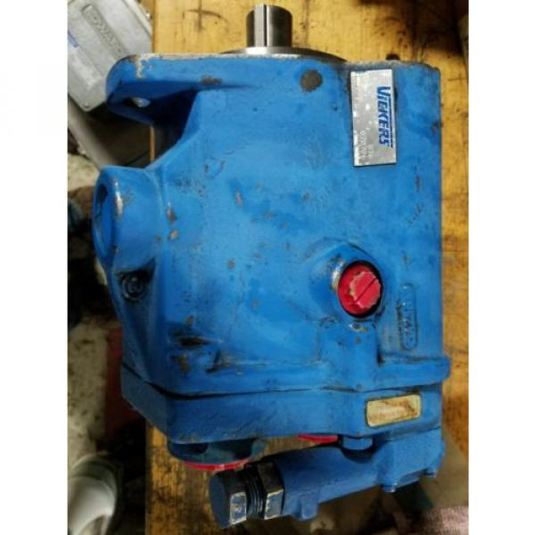 Vickers Brazil  PVB29-RS20-CM11 Hydraulic Piston Pump origin No Box #1 image
