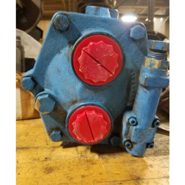 Vickers Brazil  PVB29-RS20-CM11 Hydraulic Piston Pump origin No Box #4 image