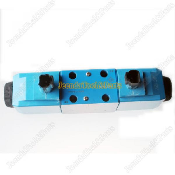 Solenoid Uruguay 25/220998 for Eaton Vickers Hydraulic Solenoid Directional Valve 12V #2 image