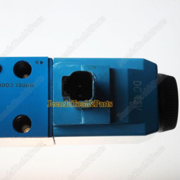 Solenoid Uruguay 25/220998 for Eaton Vickers Hydraulic Solenoid Directional Valve 12V #4 image